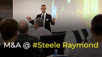 TheNonExec M&A Seminar 2018 with Steele Raymond