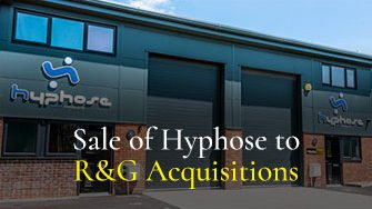 Sale of Hyphose to R&G Acquisitions - DEC 2018
