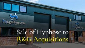 Sale of Hyphose to R&G Acquisitions - DEC 2018