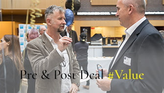 Creating Pre and Post Deal Value