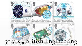 50 years of British Engineering