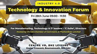 TheNonExec Technology Innovation Forum 28 JUN Invite