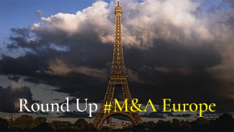 Round up M&A Europe for 2019