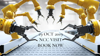 a Visit to the National Composites Centre on 29 OCT-19