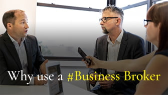 Why sell your company through a specialised business broker?
