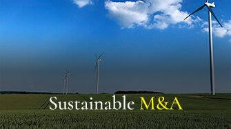 Sustainable M&A Post Pandemic