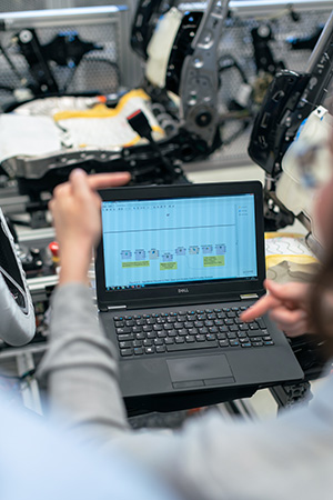 Manufacturing Systems and Company Sale Value